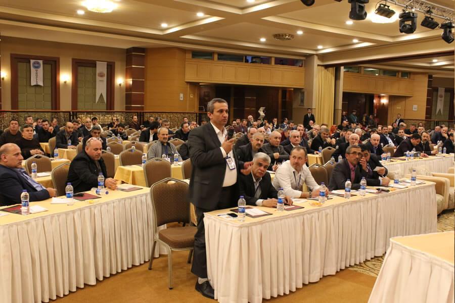 Antalya halı yıkama toplantısı